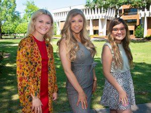 graduate merit scholarship recipients
