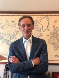 Lakeshore Foundation President and CEO Jeff Underwood '76