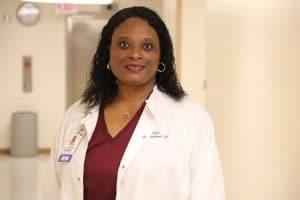 sutricia johnson, Nurse, AUM Graduate